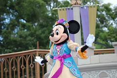 Mickey's Royal Friendship Faire (itsthatguysteve) Tags: mickeys royal friendship faire magic kingdom walt disney world wdw mk castle show tiana naveen mickey minnie donald daisy goofy rapunzel flynn rider elsa anna olaf frozen tangled pictures