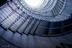 (NINA KOB) Tags: architecture spiral staircase