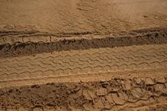 tread lightly (xcheneba) Tags: dirt treads soil construction
