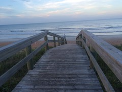 (Jumpy Giraffe) Tags: boardwalk forida palmcoast flaglerbeach