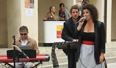 L. Fauche 4tet - Djeuner concert de clture chez Mamine - Jazz  Saint Rmy (salva1745) Tags: l fauche 4tet djeuner concert de clture chez mamine jazz  saint rmy
