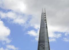 The Shard (Simoubuntu) Tags: timelapse shard london renzo piano clouds nikon d7000