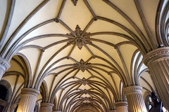 Hamburg Town Hall / Rathaus - Vaulted Ceiling (mattk1979) Tags: hamburg germany town hall rathaus vaulted ceiling