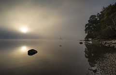 Misty waters (Peter Henry Photography) Tags: mist sunrise morning water still calm tranquil