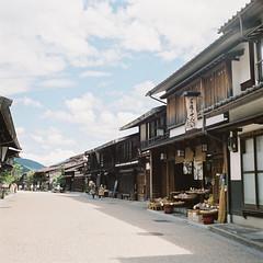 R1-54 -  (redefined0307) Tags:        japan travel nagano narai zenzabronicas2 zenzabronica bronicas2 fujifilmpro400h mediumformat