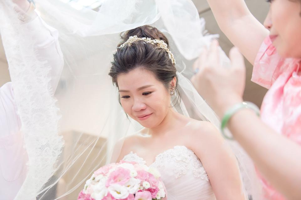台南婚攝 情定婚宴城堡永康館 婚禮紀錄 C & V 077