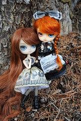 .: Majora & Emily-Alice :. (.: Miho :.) Tags: pullip dal jun planning groove doll dolls obitsu parabox 21 23 drta melancolic lunatic alice wonderland ginger