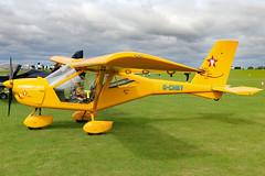 G-CHSY (GH@BHD) Tags: gchsy aeroprakt a22 foxbat foxbatsupersport laa laarally laarally2016 sywellairfield sywell microlight aircraft aviation