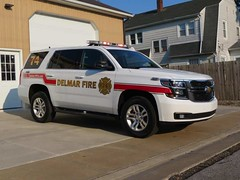 New Delmar Command 74 (LeafsHockeyFan) Tags: delmar delaware maryland delmarfiredept firedept command firecommand chevrolet tahoe 2016 dfd 74 command7411