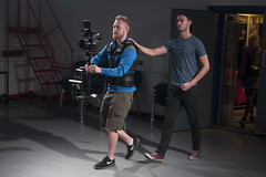 September 27th 2016 - Project 366 (Richard Amor Allan) Tags: filmmakers glidecam steadicam stabilisation shorts filming lesson project366
