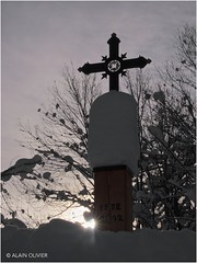 Nouvelle croix des Rossettes
