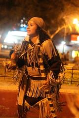 IMG_4664 (Charles J. Scanlon) Tags: dance dancers tribal guadalupe plazadearmas ciudadjuarez matachines ritualdance matachin zonacentro tricaldance