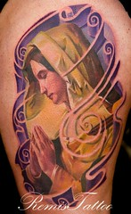 color-virgin-mary-tattoo