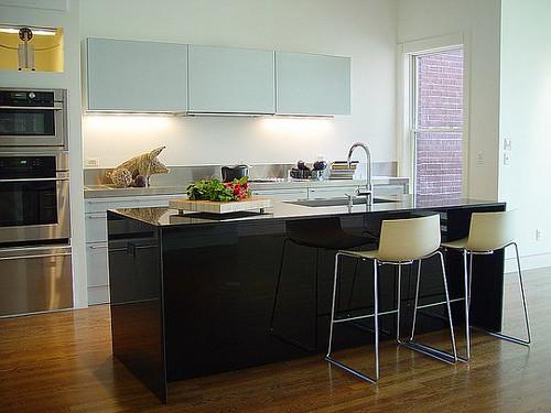 foto de una cocina moderna