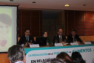 20121213 Jornada Regulación de la publicidad de alimento en relación con la salud