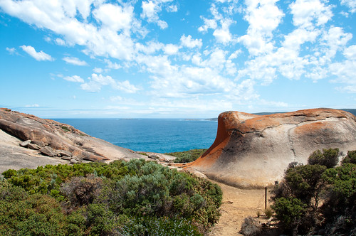 Remarkable Rocks by Paul and Jill, on Flickr