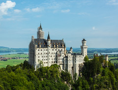 Neuschwanstein - Castillo Rey Luis II - Baviera (bervaz) Tags: bavaria day sony clear alemania neuschwanstein fussen baviera carlzeiss 2470mm sal2470z variosonnart2470mmf28 2470mmf28zassm mygearandme slta77v castilloreyluisii ludwigiibaviera