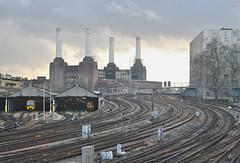 Battersea Power Station London UK ( 3 Views )