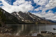 Jenny Lake (TimHerbert) Tags: lake mountains wyoming teton grandtetonnationalpark jennylake