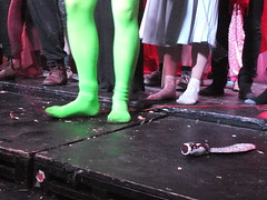 Weirdos' 'Hook': Smashing Tights (Diamond Geyser) Tags: feet comedy comic play peterpan acting comedian actor hook weirdos lostboys thelostboys sweded bethnalgreenworkingmensclub bgwmc johnkearns peterbanning smashingtights