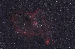 IC1805..Heart Nebula/60ED Borg w/Flattener (Astronewb2011) Tags: nikon heart borg clear nebula pro baader ic1805 60ed Astrometrydotnet:status=solved d5100 Astrometrydotnet:version=14400 astronewb smarteq Astrometrydotnet:id=alpha20121228919752