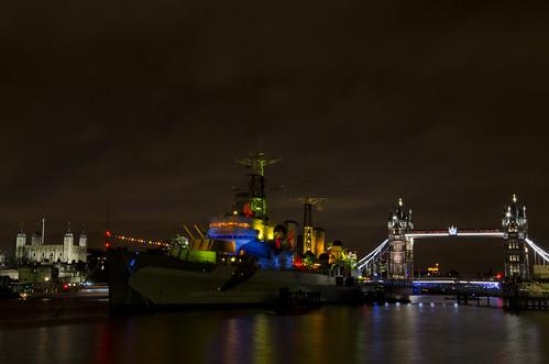 HMS Belfast ©  Still ePsiLoN