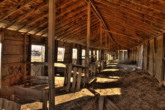 Old Horse Shed (Kool Cats Photography over 7 Million Views) Tags: old abandoned oklahoma barn canon design artistic shed scenic scene structure tamron hdr oklahomacity edmond yabbadabbadoo pdz hdrone canont3i tamron18270mm3563pdzlens