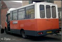 Citimini (Zippy's Revenge) Tags: travel bus transport mini renault dodge 1978 minibus chadderton greatermanchester citibus littlegem northerncounties gmn ncme s56 gmbusesnorth d978pja citimini