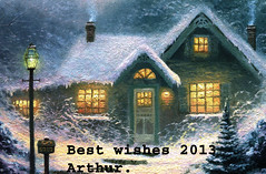 Best Wishes for 2013!! (Arthur-A) Tags: christmas netherlands arthur nederland newyear wishes