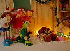 HOHOHO! Feliz Natal!!! (BoniFrati) Tags: christmas cute natal craft gifts feliznatal merrychristmas papainoel histria presentes bonifrati