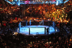 The Octagon (Solmiano) Tags: ufc octagon mma