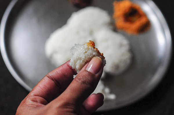 Idli with Idli Rava-Soft Idli Recipe