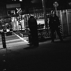 Cash Transport (jammin' one) Tags: blackandwhite bw monochrome japan night mono tokyo blackwhite transport security bn cash 日本 東京 japão japon giappone railroadcrossing jepang japón モノクロ 白黒 白黒写真 japonia japonya jepun japán japonsko япония japonija japāna ஜப்பான் जापान ġappun ประเทศญี่ปุ่น cashtransport sơnmàinhật