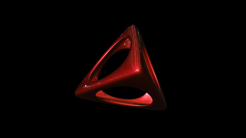 """tetrahedron soft • <a style=""""font-size:0.8em;"""" href=""""http://www.flickr.com/photos/30735181@N00/8325359653/"""" target=""""_blank"""">View on Flickr</a>"""