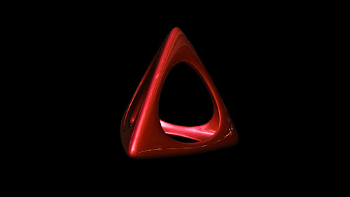 """tetrahedron soft • <a style=""""font-size:0.8em;"""" href=""""http://www.flickr.com/photos/30735181@N00/8326415378/"""" target=""""_blank"""">View on Flickr</a>"""