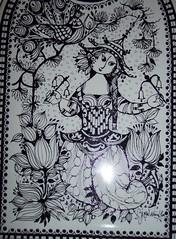"Bjrn Wiinblad - ""Die vier Windrichtungen"" - (Wall-) Plates (Ahornblatt2012) Tags: vintage ceramic wind retro directions pottery porcelain sixties modernist midcentury keramik rosenthal wiinblad westgerman"