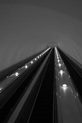 Métro Almaty (Karim von Orelli) Tags: city summer white underground subway lights big nikon asia couleurs métro escalator grand asie centralasia kazakhstan continent pays blanc escalier ville almaty saisons edifice région eté lieu asiecentrale profond d3200 escalierroulant deeo adjectifs oblysdalmaty métrodalmaty