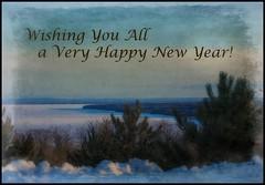 Wishing You All a Very Happy New Year! (LynnF1024) Tags: trees winter sky lake snow texture wisconsin landscape aperture raw lakesuperior happynewyear iphotooriginal nikond40 afsdxvrzoomnikkor55200mmf456gifed bayfieldcounty lynnf1024
