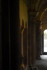 Abtei Maria Laach (Forest Pines) Tags: germany deutschland catholic religion eifel christian monastery christianity catholicism benedictine romanesque rheinland rhineland kloster rheinlandpfalz marialaach rhinelandpalatinate abteimarialaach klostermarialaach
