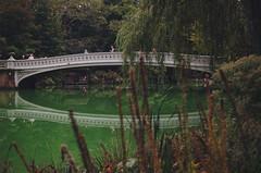 Bow Bridge (K e l l i) Tags: bridge newyork landscape centralpark bowbridge