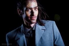 The Animal in Me (Ilko Allexandroff / イルコ・光の魔術師) Tags: portrait make up animal self japanese colorful setup ポートレート ilko セルフ イルコ