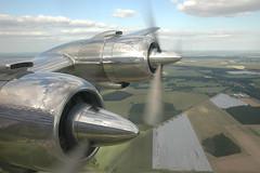 DSC0386 (Proplinerman) Tags: airplane aircraft aeroplane douglas redbull airliner propellor dc6 propliner dc6b n996dm