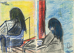 "Figure in painting • <a style=""font-size:0.8em;"" href=""http://www.flickr.com/photos/91814165@N02/8358426158/"" target=""_blank"">View on Flickr</a>"