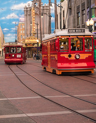 "Trolleys on Buena Vista Street • <a style=""font-size:0.8em;"" href=""http://www.flickr.com/photos/85864407@N08/8363708248/"" target=""_blank"">View on Flickr</a>"