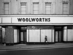 Day_009 [EXPLORE] (Dan Swift) Tags: shop closed panasonic 365 woolworths 365days 365project panasonic14mmf25 panasonicgf2