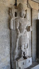 Shravanbelagola - Door keeper at the temple entrance