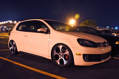 DSC03374 (Photography by BNC) Tags: auto car vw night honda photography long exposure nissan jeep flash mob toyota mazda audi acura meet mitsubishi jdm