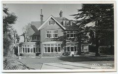 Cecil Hotel (Red Lodge, Belvedere Hotel), 1 Parsonage Road, Bournemouth, Dorset (Alwyn Ladell) Tags: dorset bournemouth bathroad belvederehotel redlodge hotelcecil cecilhotel parsonageroad bathhill