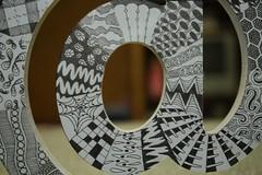@ symbol (enajylime) Tags: cutout symbol doodle tangle ngie zentangle