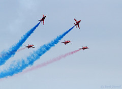Red Arrows (David Chennell - DavidC.Photography) Tags: southport redarrows southportairshow